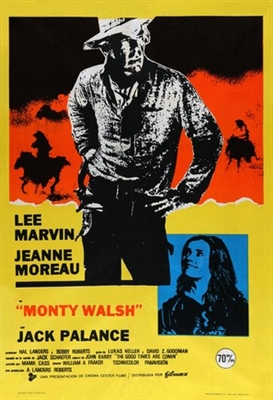 Monte Walsh poster #1667942