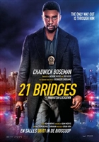 21 Bridges #1668521 movie poster