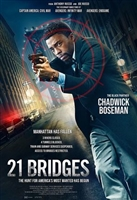 21 Bridges #1668539 movie poster