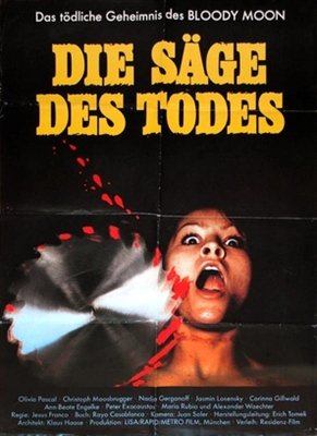 Die Säge des Todes  poster #1668641