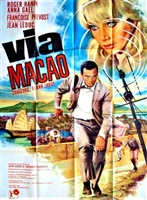 Via Macau  movie poster