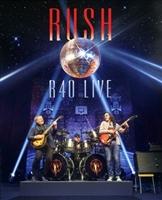 Rush: R40 Live movie poster