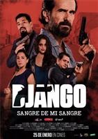 Django: sangre de mi... movie poster