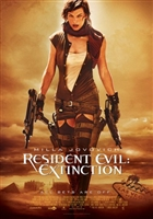 Resident Evil: Extinc... movie poster