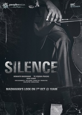Silence poster #1669253