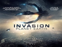 Invasion Planet Earth movie poster