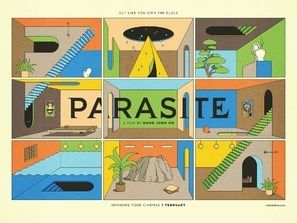 Parasite poster #1669859