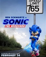 Sonic the Hedgehog #1669886 movie poster