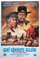 The Last Hard Men movie poster