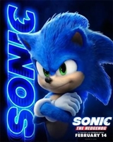 Sonic the Hedgehog #1673012 movie poster