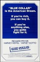 Blue Collar movie poster