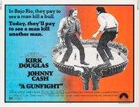 A Gunfight movie poster