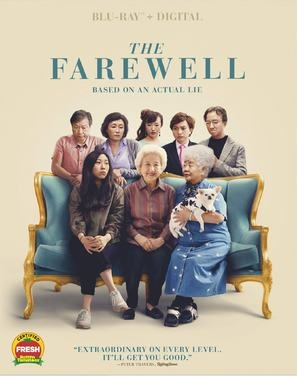 The Farewell poster #1674893