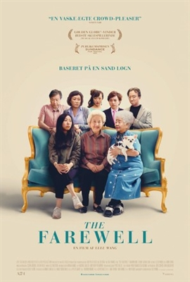 The Farewell poster #1674894