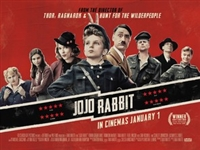 Jojo Rabbit #1675284 movie poster