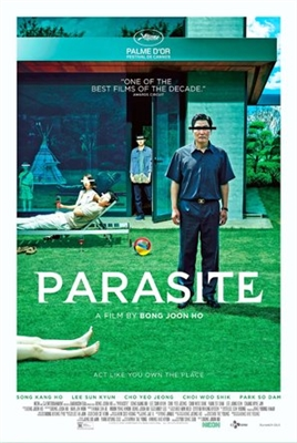 Parasite poster #1675410