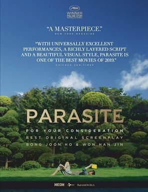 Parasite poster #1675413