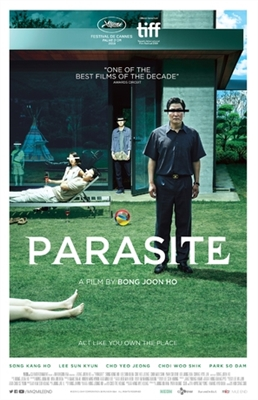 Parasite poster #1675421