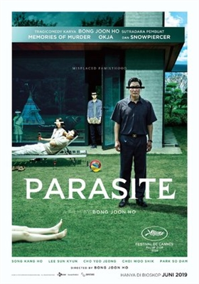 Parasite poster #1675424
