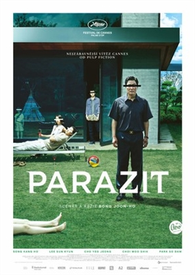 Parasite poster #1675428
