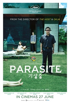 Parasite poster #1675431