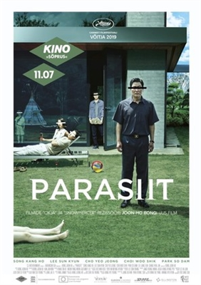 Parasite poster #1675433