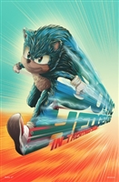 Sonic the Hedgehog #1676439 movie poster