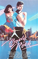 Body Rock movie poster