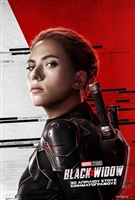 Black Widow movie poster