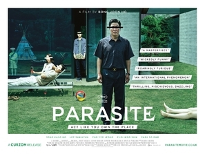 Parasite poster #1678029