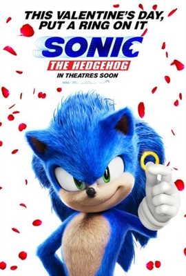 Sonic the Hedgehog poster #1679765