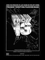 Friday the 13th #1680016 movie poster