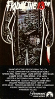 Friday the 13th #1680169 movie poster