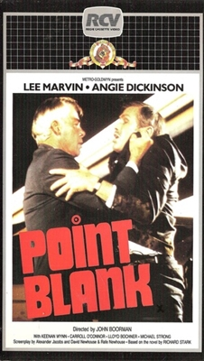 Point Blank poster #1681961