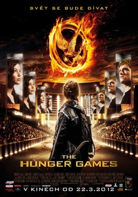 The Hunger Games poster #1682455