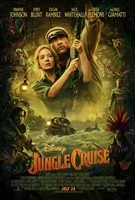 Jungle Cruise movie poster