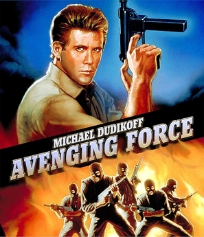 Avenging Force poster #1683239