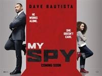 My Spy movie poster