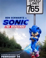Sonic the Hedgehog #1683670 movie poster