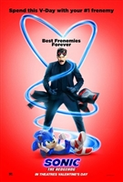 Sonic the Hedgehog #1683681 movie poster