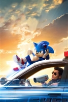 Sonic the Hedgehog #1683897 movie poster