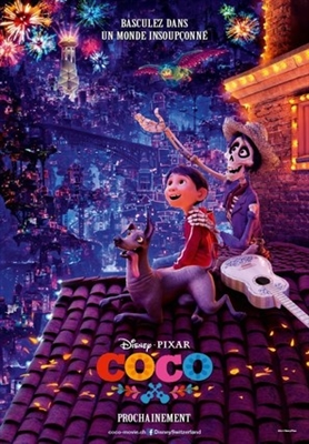 Coco poster #1684378