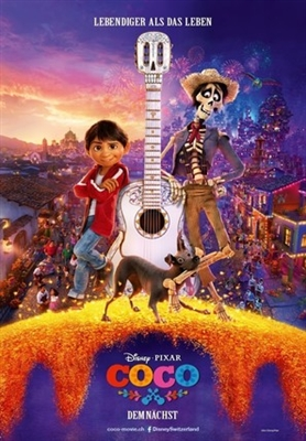 Coco poster #1684379