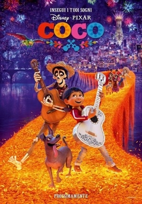 Coco poster #1684380