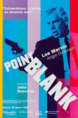Point Blank poster #1686172