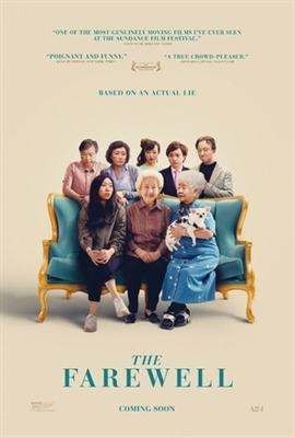 The Farewell poster #1687047