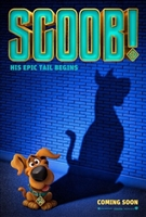 Scoob movie poster