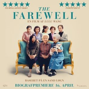 The Farewell poster #1688956