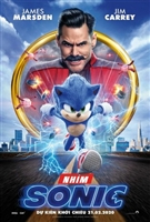 Sonic the Hedgehog #1689001 movie poster