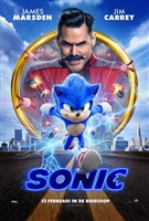 Sonic the Hedgehog #1689002 movie poster